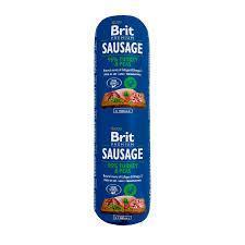 Колбаса  Brit Premium Sausage Turkey  для собак всех пород (индейка) 0,8 кг