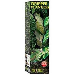 Поилка с помпой Exo Terra Dripper Plant Large в виде растения ( РТ2492)