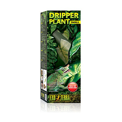 Поилка с помпой Exo Terra Dripper Plant Small в виде растения (PT2490)