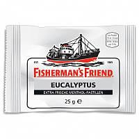 Fisherman's Friend Eucalyptus-Mentol 25 g