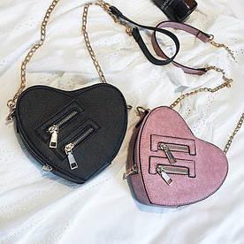 Женская сумочка с замочками