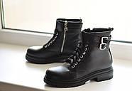 Кожаные ботинки берцы Abbi, фото 5