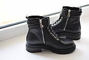 Кожаные ботинки берцы Abbi, фото 7