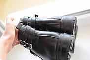 Кожаные ботинки берцы Abbi, фото 8