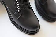 Кожаные ботинки берцы Abbi, фото 10