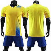 Футбольная форма игровая для команды 2019 (Желто-синяя), фото 1