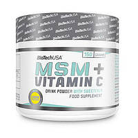 MSM+1500 Vitamin C (150гр)