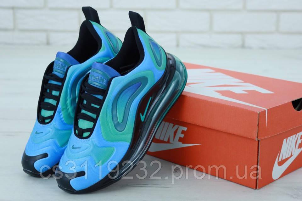 Женские кроссовки Nike Air Max 720 (голубые)
