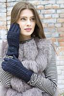 Вязанные варежки и перчатки