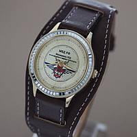МВД РФ наручные механические часы Полет, фото 1