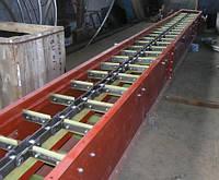 Как правильно выбрать скребковый конвейер, виды и устройство работы