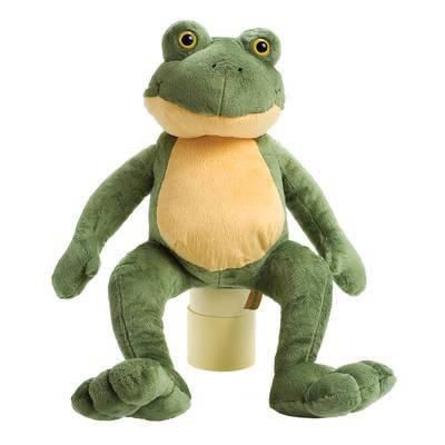 Мягкая игрушка маленькая лягушка Брун, фото 2