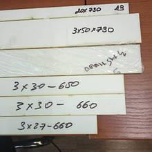 Накладка  направляющих  станков 3 мм из ZX-100K