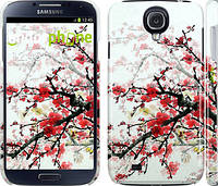 "Чехол на Samsung Galaxy S4 i9500 Цветущий куст ""831c-13"""