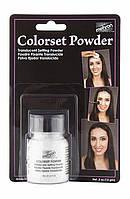 MEHRON Пудра-закрепитель для макияжа и грима Colorset Powder, 15 г