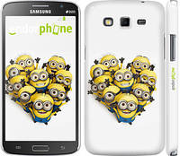 "Чехол на Samsung Galaxy Grand 2 G7102 Миньоны 4 ""301c-41"""