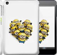 "Чехол на iPad mini 2 (Retina) Миньоны 4 ""301c-28"""