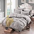 Однотонный комплект постельного белья, фото 2