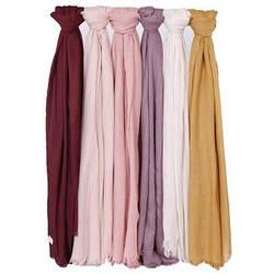Женские шарфы, палантины, хомуты