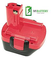 Аккумулятор для шуруповерта Bosch 22612 3300 mAh 12 V красный