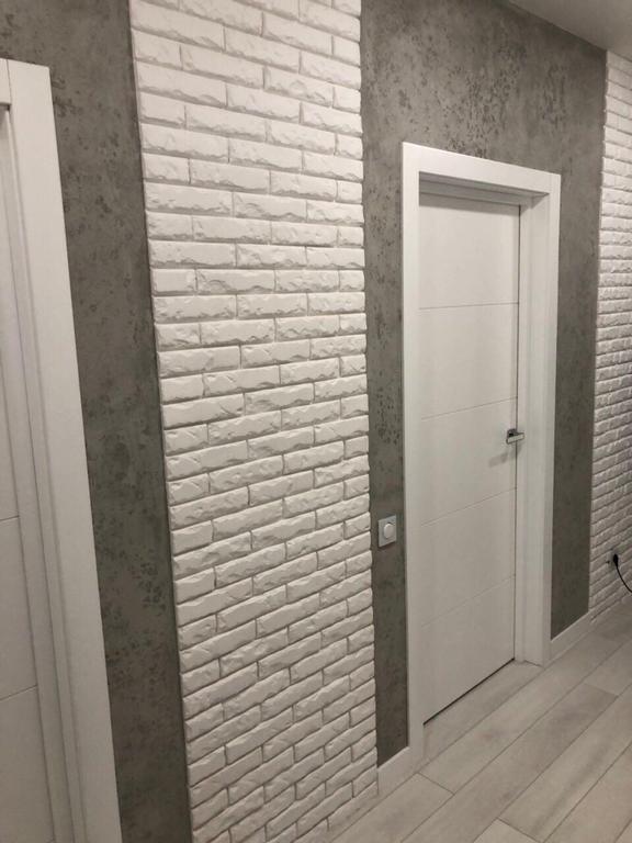 """Двери ТМ """"Ваши двери"""" Модель AL2 белый - в интерьере"""