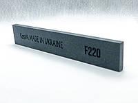 Масляный точильный брусок KosiM F220 карбида кремния 150*25*6 мм для точилок типа Apex, фото 1