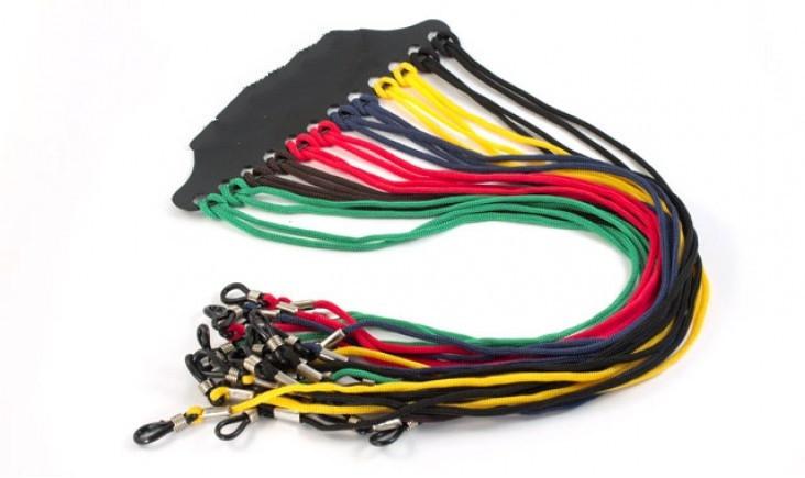 Шнурок для очков цветной (12 шт)