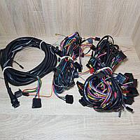 Жгут проводов проводка Газель 3302 дв.406 (бортовая)  комплект полный (пр-во Россия)