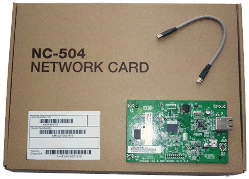 NC-504 Сетевая карта bizhub 215