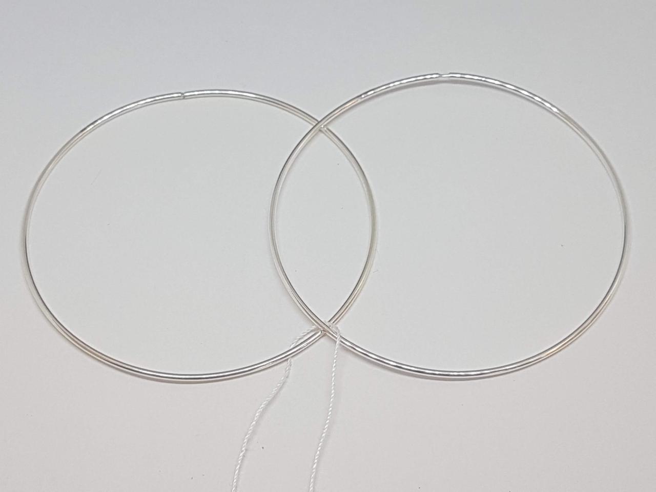 Серебряные серьги. Артикул 2198/70