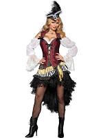 Прокат карнавального костюма Пиратка