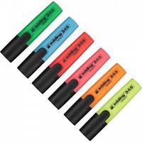 Набір текстових маркерів Edding 2-5 мм, 6 шт (Е-345/6)
