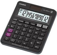 Калькулятор настільний 12-розрядний Casio MJ-120DPLUS-W-EP, великий дисплей 150*130*30 (MJ-120DPLUS-W-EP)