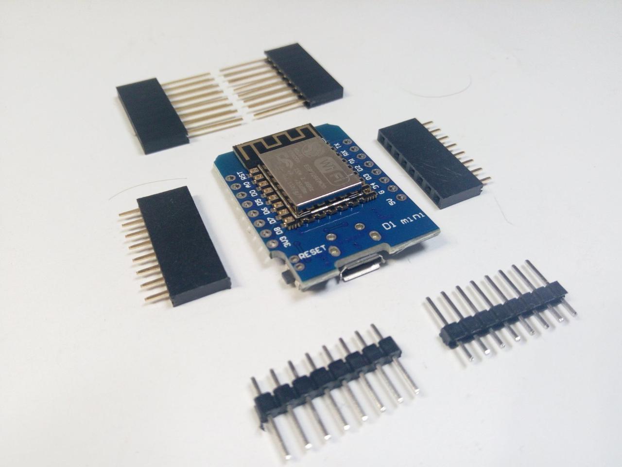 WeMos® D1 Мини V2 NodeMcu 4M Bytes Lua WIFI ESP8266