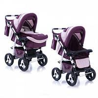 Детская коляска трансформер Adamex Young (Адамекс янг) (разные цвета)