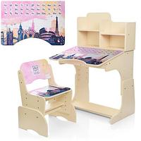 Детская Парта со стульчиком 2071-39-4