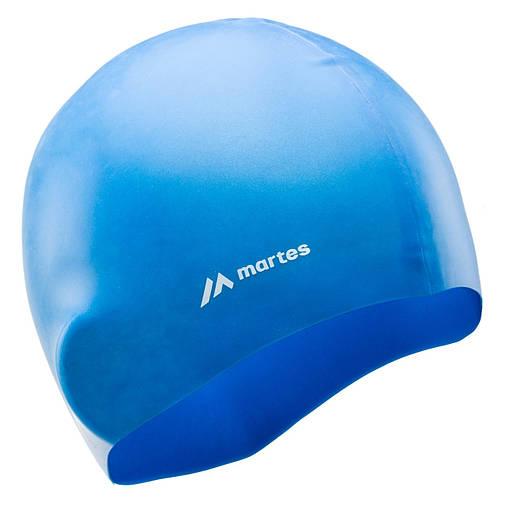 Шапочка для плавання Martes Monosili Blue, фото 2