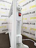 """Конвектор электрический. 1.5 кВт. С закрытым ТЭНом. Влагозащитный. Универсальный. """"Лемира"""", фото 5"""