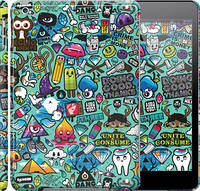 "Чехол на iPad 5 (Air) Стикер бомбинг 1 ""693c-26"""