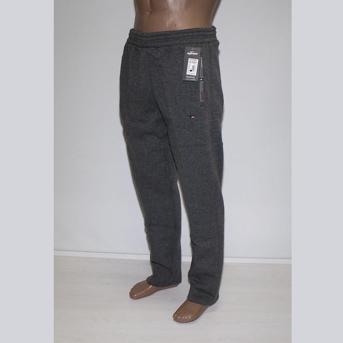 Теплі чоловічі спортивні штани трехнитка пр-під Туреччина 4996