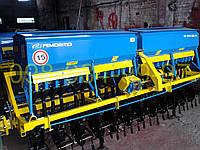 Сеялка зерновая СЗ-3,6-06 (модернизированная, с прикатывающими колесами СЗР-3,6-02)