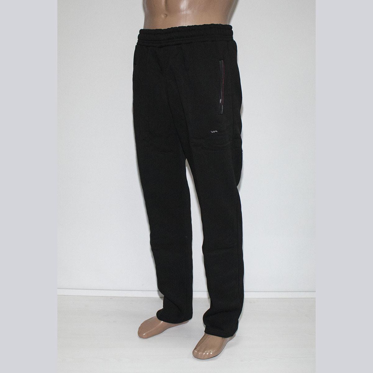 Теплые мужские спортивные брюки трехнитка пр-во Турция 4996