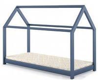 Кровать 90 Викки синяя(s7010) +вклад
