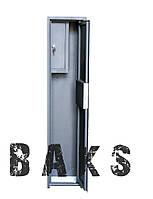 Сейф оружейный  усиленный на одно ружьё - С-114