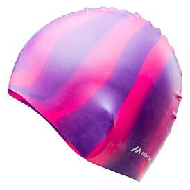 Шапочка для плавання Martes Multisili Pink-Fuchsia