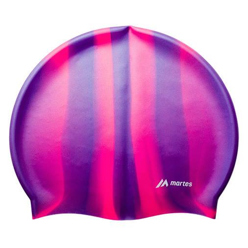 Шапочка для плавання Martes Multisili Pink-Fuchsia, фото 2