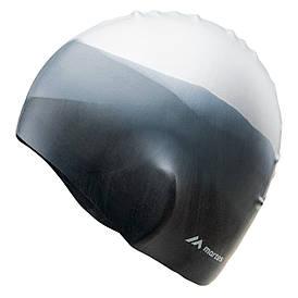 Шапочка для плавання Martes Multisili Silver - Black