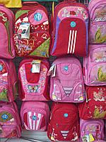 Портфель школьный девочка