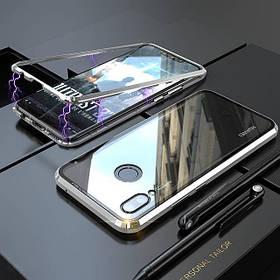 Магнитный чехол (Magnetic case) для Huawei P20 Lite