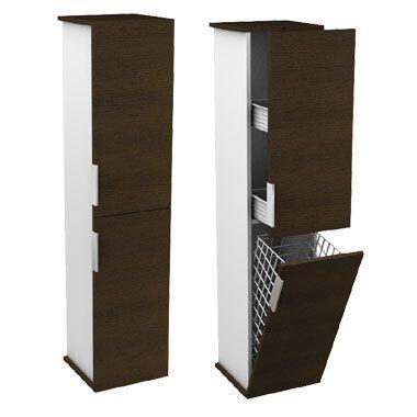 Шкафчики боковые в ванную Kolo